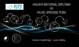 BCFE - Open Day - Music Production Presentation 2017