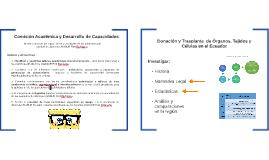 Comisión Académica y Desarrollo de Capacidades