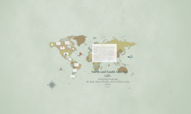 North and South America Analyzing Languages