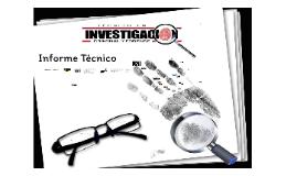 Informe Técnico
