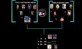 pedigri herencia rasgo color de ojos familia montenegro