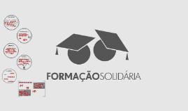 FORMAÇÃO SOLIDÁRIA