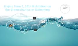 Biomechanics of Swimming Exhibition