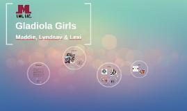Gladiola Girls