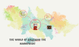 the world of suleyman the magnificent