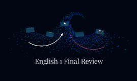 English 1 Final Review