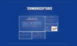 Copy of TERMORRECEPTORES