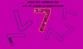 Pride: the universal sin