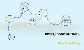 DRENAJES SUPERFICIALES