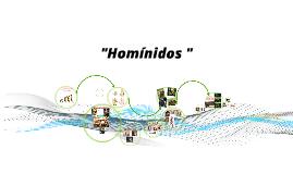 Copy of hominidos