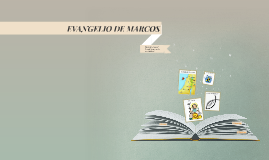 Copia de EVANGELIO DE MARCOS