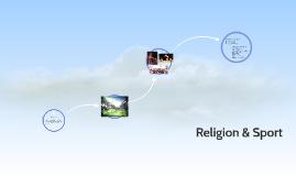 Religion & Sport