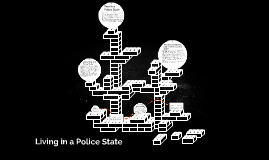 Living in a Police State