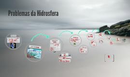 Problemas da Hidrosfera