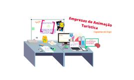 Empresas de Animação Turística