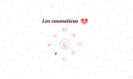 Copy of los cosmeticos