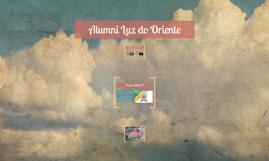 Alumni Luz do Oriente