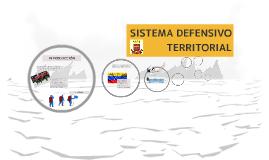 SISTEMA DEFENSIVO TERRITORIAL