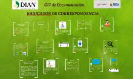 RADICADOR DE CORRESPONDENCIA