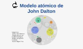 Copy of Modelo atómico de John Dalton