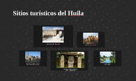 Sitios turísticos del Huila