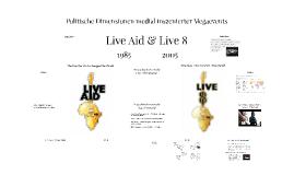 Live Aid & Live 8
