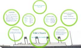 Copy of R.M.S Titanic