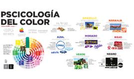 7. La Pscicología del Color