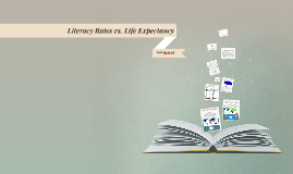 Literacy Rates vs. Life Expectancy