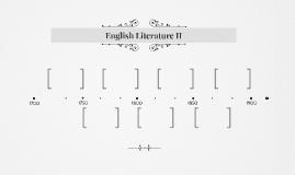 English Literature II