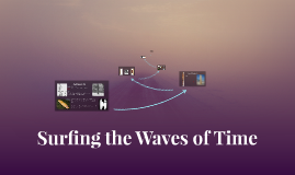 Surfing the Waves of Time