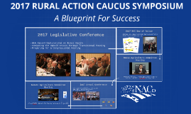 Copy of 2017 RAC Symposium Strategy Session: A Blueprint For Success