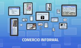 Copy of COMERCIO INFORMAL