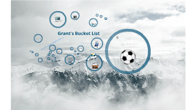 Grant's Bucket List