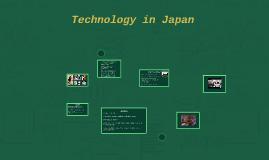 Technology in Japan
