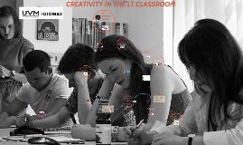 Creativity in the EFL Classroom