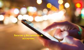 Recursos y Herramientas de M-Learning