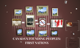 CANADA'S FOUNDING PEOPLES