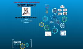 SOCRATIVE SEMINARS presentation