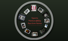 Sports Memorabilia Auction Items