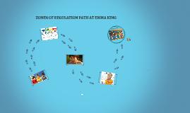 Copy of ZONES OF REGULATION AT EMMA KING