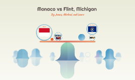 Monaco vs Flint, Michigan