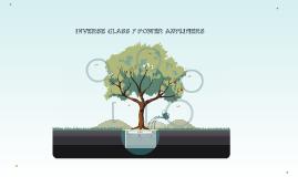 INVERSE CLASS F POWER AMPLIFIERS