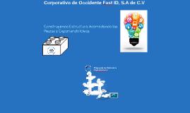 Copy of Corporativo de Occidente Fast ID, S.A de C.V