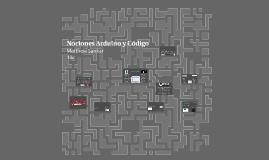 Nociones arduino y código