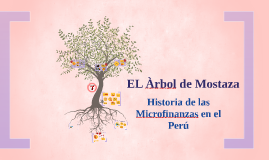 EL Arbol de Mostaza