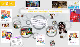 Goldiblox - Debbie Sterling