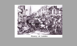 Copy of London by William Blake