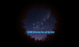AU Astronomy Day and Sky Event