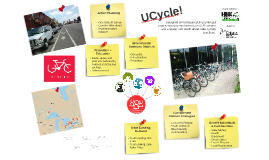 UCycle Kick-Off Meeting Presentation
